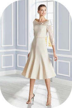 Rosa Clara 4G185 dress mother of the bride groom