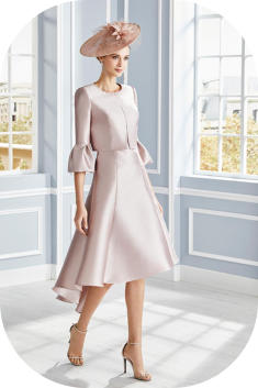 Rosa Clara 4G288 coat and dress mother of the bride