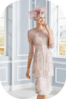 Rosa Clara 4G291 coat and dress mother of the bride